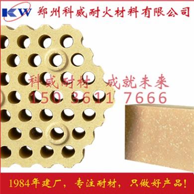 热风炉用低蠕变高铝格子砖